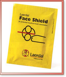 Face Shield Resusci